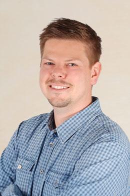 Mark Lucas Projektleiter Brandschutz